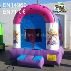 Mini Inflatable Winnie Friends Bounce House