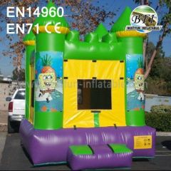 Spongebob Inflatable Jumper With Website