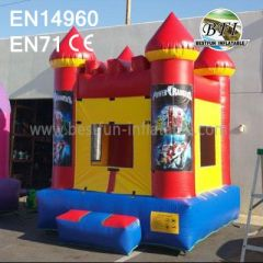 Power Rangers Inflatable Bouncy Castles