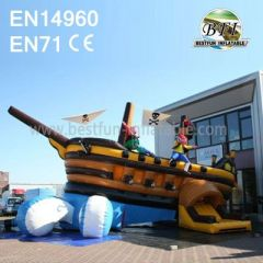 Bounce House Pirate For Sale