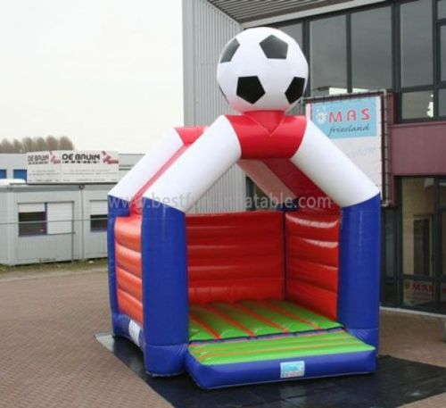 China Wholesale Inflatable Football Bouncers
