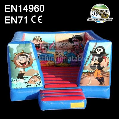 Best Quality Inflatable Pirate Indoor Bouncer