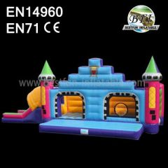Multi Inflatable Tower Bouncer