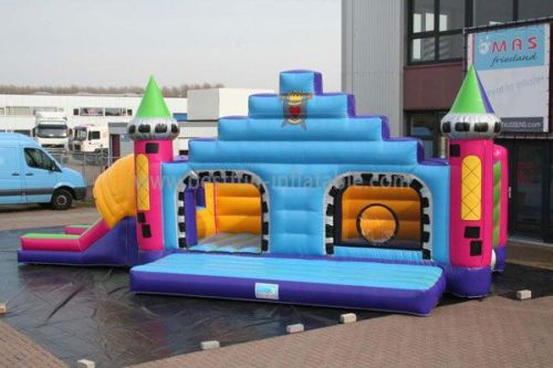 Bounce Slide Combo Inflatable Products