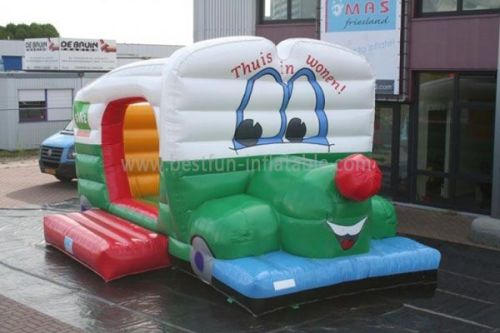 Inflatable Jumping Puppy Bounce