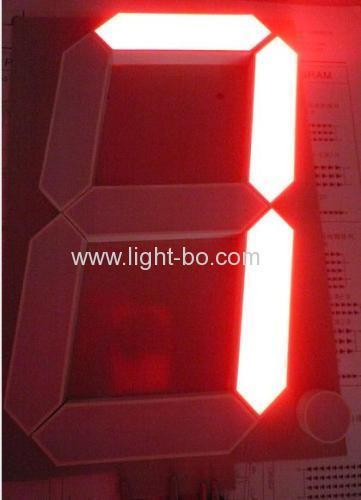 8 inch 7 segment display;8 inch seven segment led display;