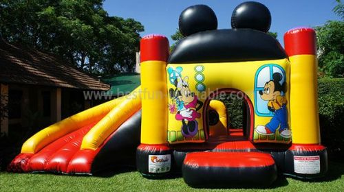 Inflatable Mickey Mouse Combo