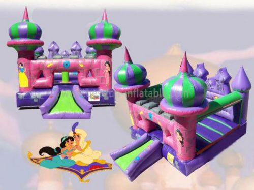 Inflatable Princess Bouncer From Inflatable Manufacture
