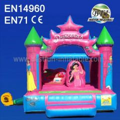 Inflatable Princess Jumping Castle With Best Price