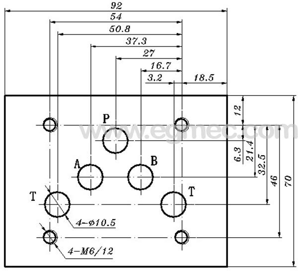 Yuken DSG-03 Hydraulic Directional Control Valve