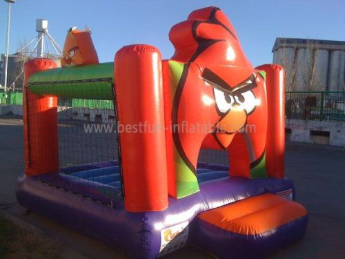 Angry Bird Inflatable Bouncer For Kids
