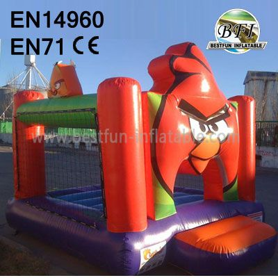 Angry Bird Inflatable Bounce House