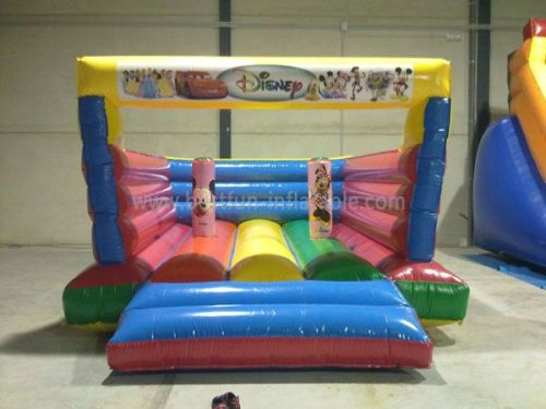 Paradise Inflatable Inside Bounce House