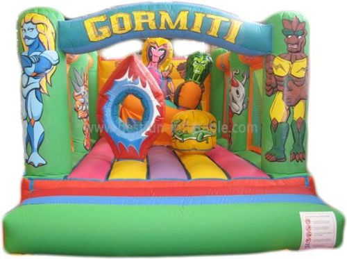 Hot Inflatable Kids Bounce Houses For Sale Interactive