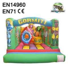 Commerical Gormiti Bouncers For Rent