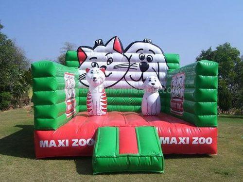 Inflatable Toys Moonwalks For Children