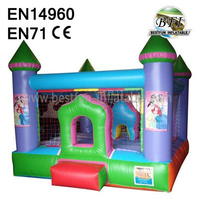 Princess Indoor Bouncy Castle