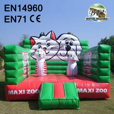Animal Bouncing Castle For Sale