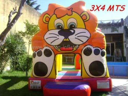 Tiger Bounce House Bouncy Inflatables