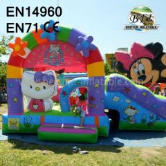 Hello Kitty Bounce House Sales