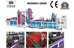 Non-Woven Box Bag making machinery