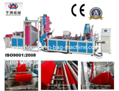 non woven cube bag making machinery