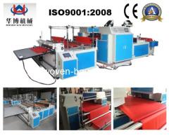 non woven fabric sheet cutting machine