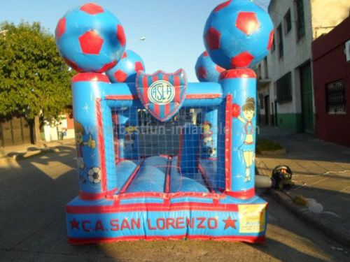 13Ft Jumping Inflatable Football Bouncer