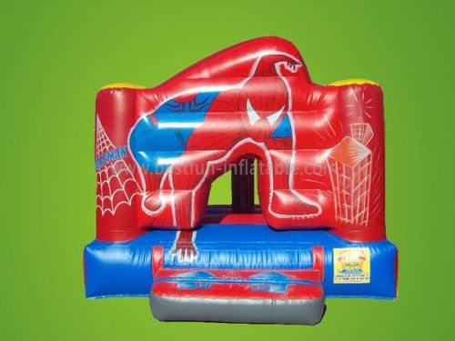 Inflatable Spiderman Jumper Bouncy For Kids
