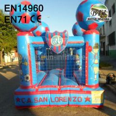 Inflatable Football Jumper For Sale
