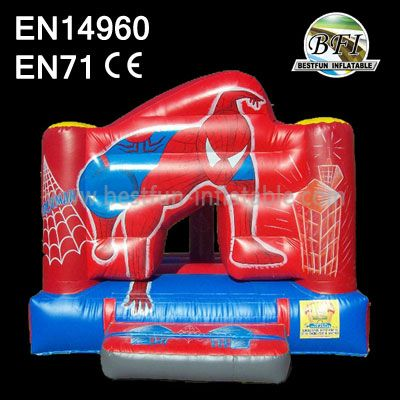 Spiderman Inflatable Ball Pit