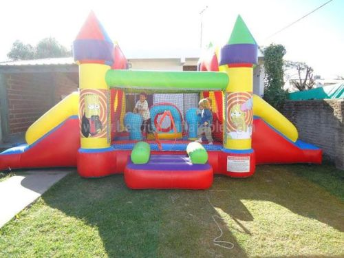 Magic Inflatable Bouncy Hire For Kids Fun