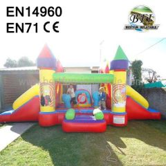 Magic Jump Slide Inflatable
