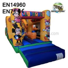 Mickey Mouse Jump House For Sale