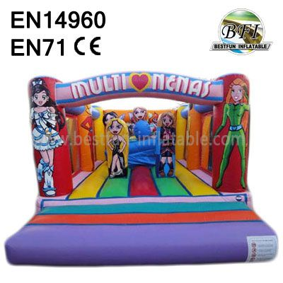 Multi Inflatable Bounce Rentals