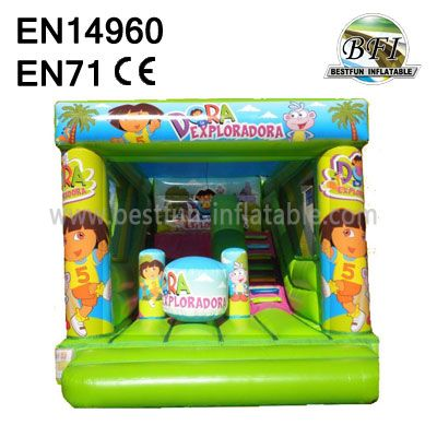 Dora Bounce House Jumping Inflatable