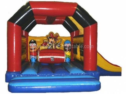 Lovely Pirate Inflatable Moonbounce Toys Sales