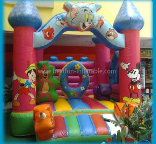 Inflatable Bouncy Bouncefor Kids Party Rental