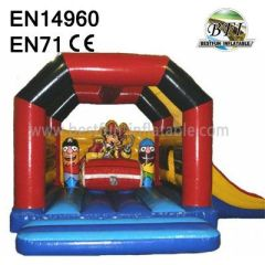 Inflatable Moon Bounce Rental