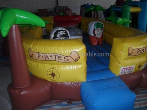 Pirate Island Inflatable Toys For Kids
