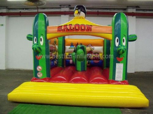 Lovely Cactus Inflatable Bouncy Castle Buy
