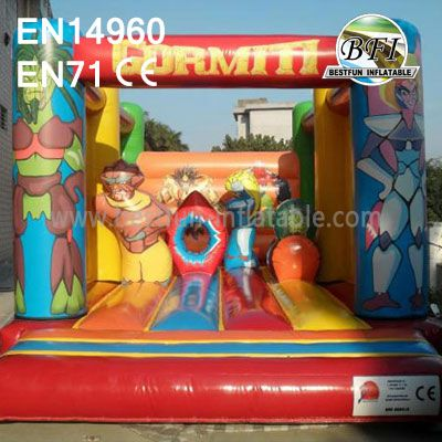 Gormiti Bounce House Manufacturer