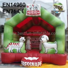 Outdoor Inflatable Bouncy House Rental