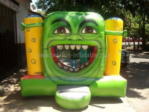 The Hulk Inflatable Bounce House For Kids