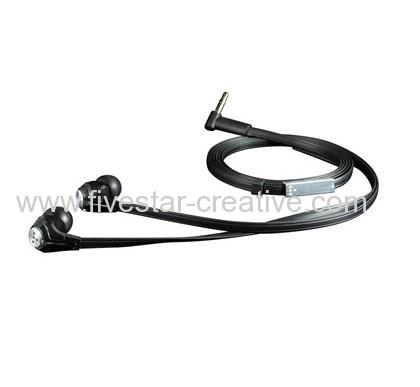 Monster TRON T3 Black In-Ear Earphones Headphones for iPod iPhone MP3 player