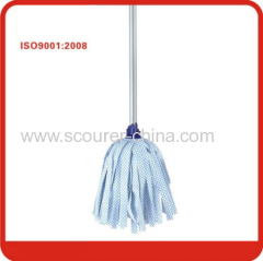 Unextensible Household floor cleaning non-woven mop