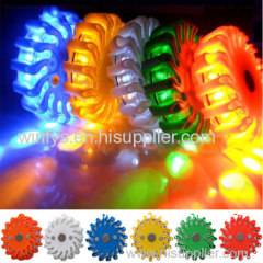 16 Led Safety Flares Rechargeable