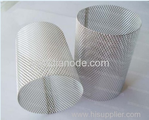 Water Ironizer Pt Titanium Mesh Anode Made in China