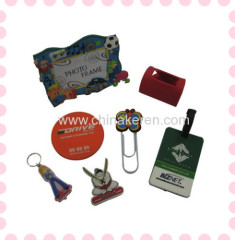 PVC Luggage various shapes Tag