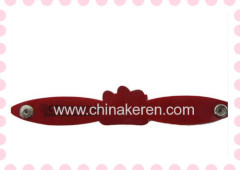 pvc kids popular bracelets